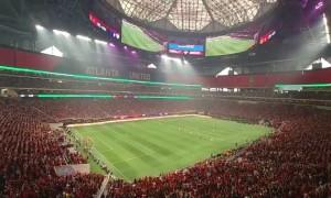 Матч Атланта - Гелаксі відвідала максимальна кількість глядачів