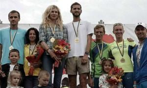 Михайлова та Олефіренко виграли чемпіонат України з півмарафону-2019