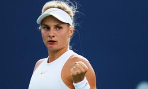 Ястремська поступилася Кузнєцовій у другому колі турніру в Цинциннаті