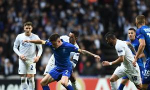 Динамо знову розписало нічию із Копенгагеном у Лізі Європи