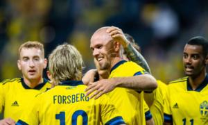 Швеція - Вірменія 3:1. Огляд матчу