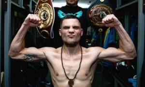 Український боксер Берінчик потрапив у ДТП