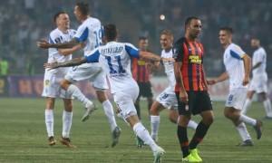 Переможний гол у ворота Шахтаря Гармаш забив у чужих бутсах