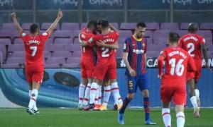 Барселона - Гранада 1:2. Огляд матчу