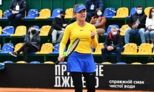 Чотири українські тенісистки зіграють в основній сітці US Open