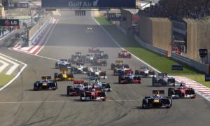 На Гран-прі Бахрейну буде три зони DRS