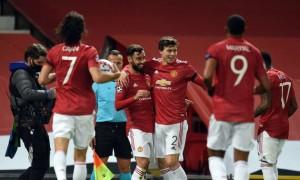 Манчестер Юнайтед - Башакшехір 4:1. Огляд матчу