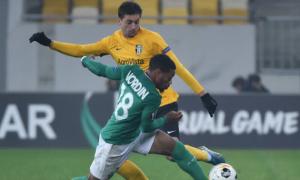 Олександрія вирвала нічию у матчі проти Сент-Етьєна