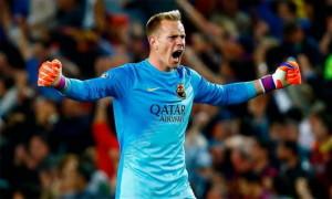 Барселона хоче продовжити контракт з тер Штегеном на 4-5 років