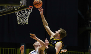 Київ-Баскет розібрався з Миколаєвом у Суперлізі