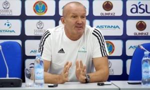 Григорчук бажає відновити тренерську кар'єру в Україні