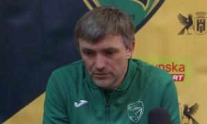 Прикарпаття звільнило головного тренера