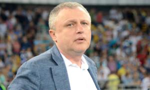 Суркіс: Цітаішвілі і Попова в таких матчах треба випускати раніше