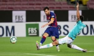 Барселона - Осасуна 1:2. Огляд матчу