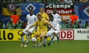 Ребров: Кожна гра за збірну України ставала для мене подією