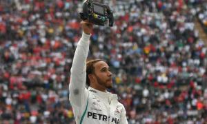 Гамільтон став шестиразовим чемпіоном Формули-1