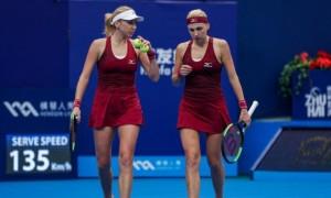 Сестри Кіченок поступилися в чвертьфіналі турніру в Сан-Хосе