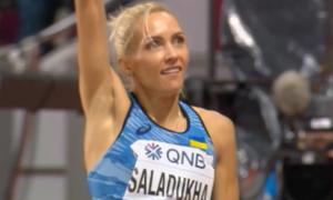 Саладуха не потрапила до фіналу на Олімпійських іграх