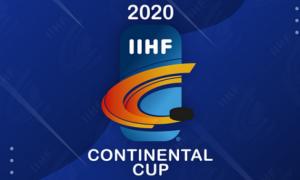 Донбас проведе другий раунд Континентального кубка IIHF