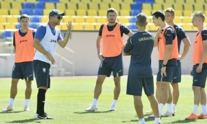 Шевченко прибрав чотирьох гравців із заявки збірної України