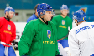 Крижані Вовки підписали форварда збірної України
