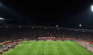 Українські уболівальники не зможуть відвідати матч із Сербією