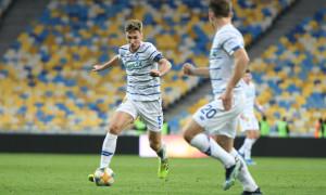 Сидорчук забив гол-красень у ворта Минаю