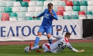 Слуцьк переграв Іслоч в неймовірному матчі у 3 турі чемпіонату Білорусі
