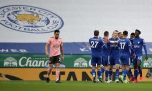 Лестер знищив Шеффілд Юнайтед у 28 турі АПЛ