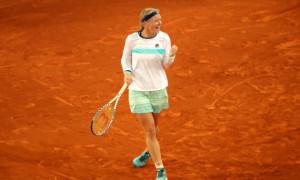 Бертенс виграла титул в Мадриді