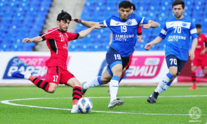 Істіклол виграв зустріч команд з українцями. Результати матчів 2 туру чемпіонату Таджикистану