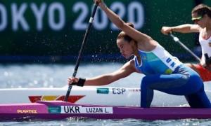 Лузан вийшла до фіналу Олімпіади з першого місця