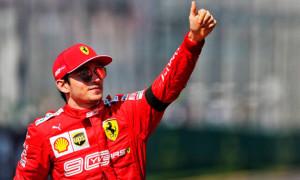 Леклер став чемпіоном Формули-1 2019 за поулами