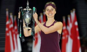 Світоліна планує стати найкращою тенісисткою світу