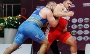 Кучмій став бронзовим призером чемпіонату Європи з боротьби