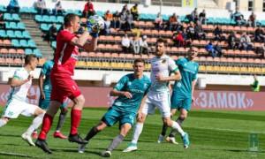 Рух та Смолевичі зіграли у нульову нічию у 9 турі чемпіонату Білорусі