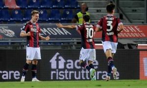 Болонья переграла Верону у 3 турі Серії А