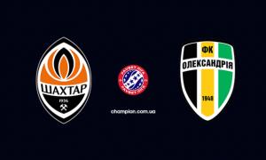 Шахтар - Олександрія: онлайн трансляція матчу 12 туру УПЛ. LIVE