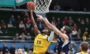 Київ-Баскет зазнав нищівної поразки від Цмокі у Кубку Європи
