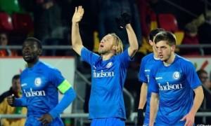 Безус забив ефектний гол у чемпіонаті Бельгії