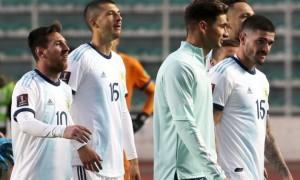 Аргентина з Мессі не змогла здолати Парагвай у відборі на чемпіонат світу