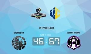 Odessa Gaming перемогла Dneprodym у чемпіонаті України