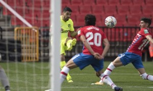 Атлетіко здолало Гранаду у 23 турі Ла-Ліги