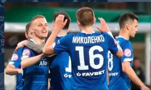 Леоненко: Динамо створило один момент, а забило три гола