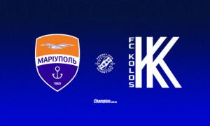 Маріуполь - Колос: онлайн-трансляція матчу 18 туру УПЛ. LIVE