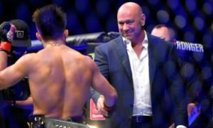 Президент UFC не включив Мак-Грегора у ТОП-4 найкращих бійців в історії