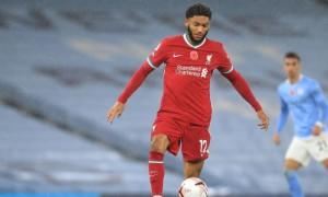 Захисник Ліверпуля вибув до кінця сезону