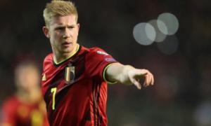 Де Брейне про групу Бельгії на Євро-2020: Це ганьба, що все вже визначено