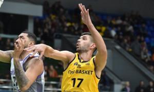 Тищенко покинув Київ-Баскет і підписав контракт з Харківськими Соколами