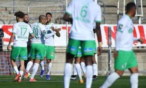 Сент-Етьєн переміг Нім у 31 турі Ліги 1